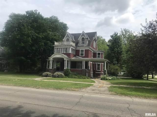 211 W Williams Street, Wyoming, IL 61491 (#PA1225694) :: RE/MAX Preferred Choice