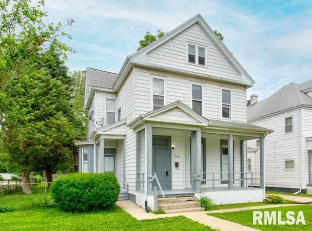 1225 N 8TH Street, Springfield, IL 62702 (#CA1007670) :: RE/MAX Professionals