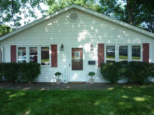 115 N East Street, Chatham, IL 62629 (#CA1007762) :: Kathy Garst Sales Team