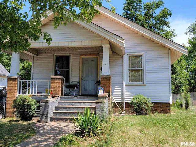 1400 S Griswold Street, Peoria, IL 61605 (#PA1226032) :: Nikki Sailor | RE/MAX River Cities