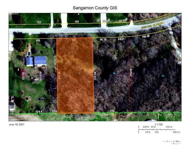 Lot 6 Deer Run Road, Pleasant Plains, IL 62677 (#CA1007909) :: Campo Realty Inc.