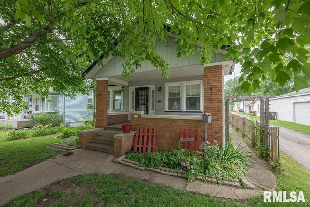 713 W Maywood Avenue, Peoria, IL 61604 (#PA1226250) :: Paramount Homes QC