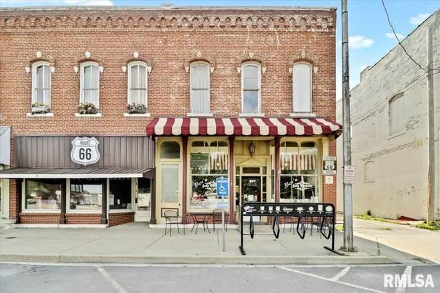133 & 137 S 2ND Street, Girard, IL 62640 (#CA1008420) :: Paramount Homes QC