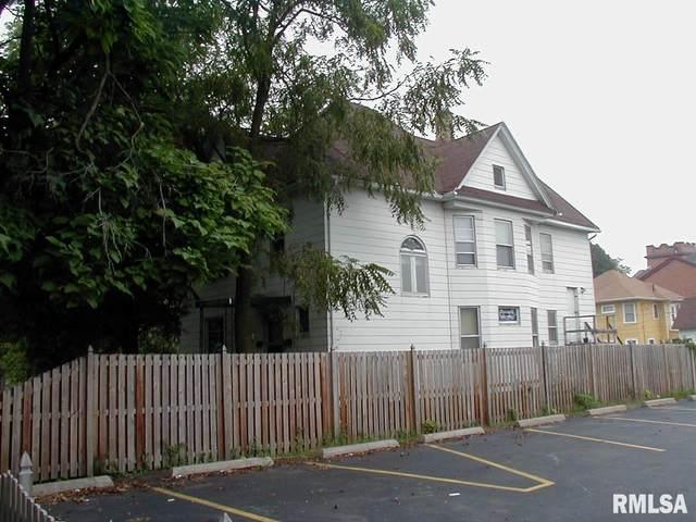 4307 8TH Avenue Avenue Avenue Avenue, Rock Island, IL 61201 (#QC4224015) :: Paramount Homes QC