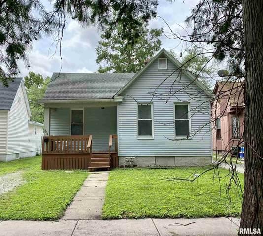 504 W Vine Street, Springfield, IL 62704 (#CA1008515) :: RE/MAX Preferred Choice
