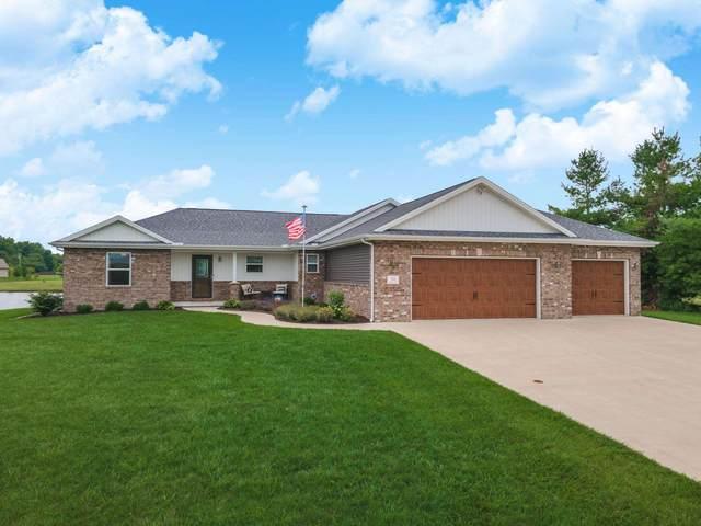 105 Oak Valley Drive, Goodfield, IL 61742 (#PA1226973) :: RE/MAX Preferred Choice