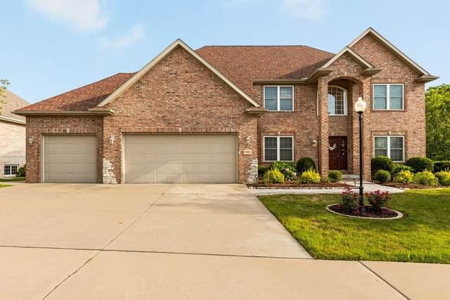 5900 W Eaglecreek Drive, Peoria, IL 61615 (#PA1227055) :: RE/MAX Preferred Choice
