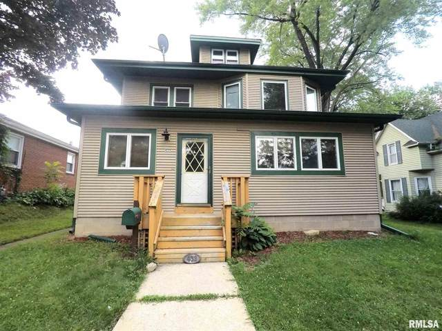 433 44TH Street, Moline, IL 61265 (#QC4224257) :: RE/MAX Preferred Choice