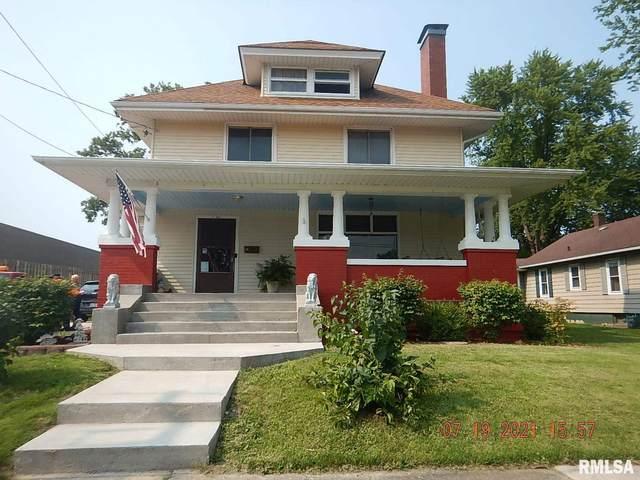 116 Mckinley Avenue, Kewanee, IL 61443 (#QC4224338) :: RE/MAX Professionals