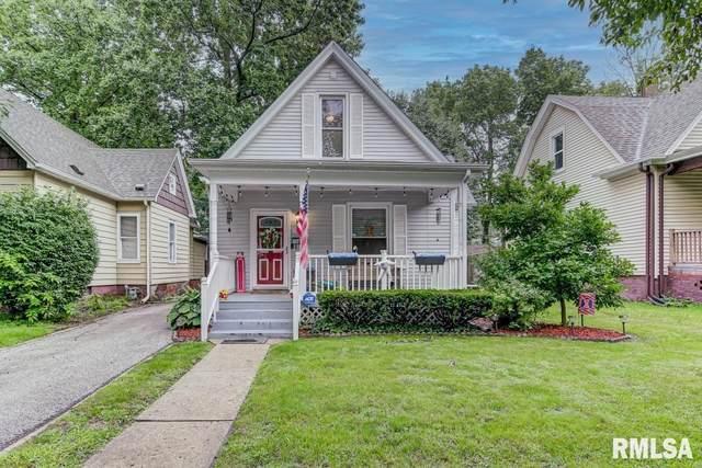 1414 S Pasfield Street, Springfield, IL 62704 (#CA1008686) :: Paramount Homes QC