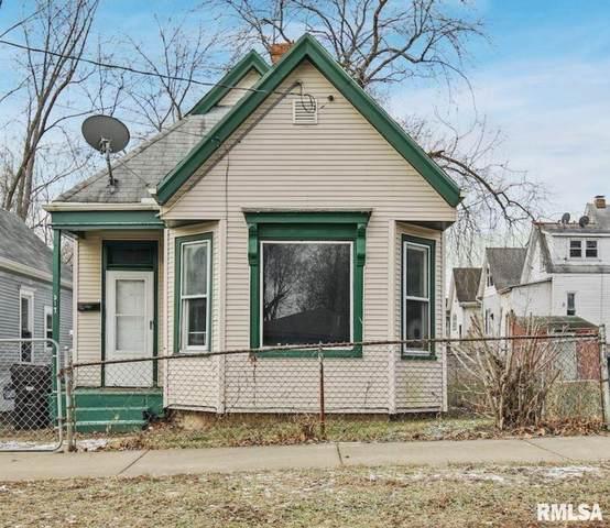 517 Hayward Street, Peoria, IL 61603 (#PA1227385) :: The Bryson Smith Team