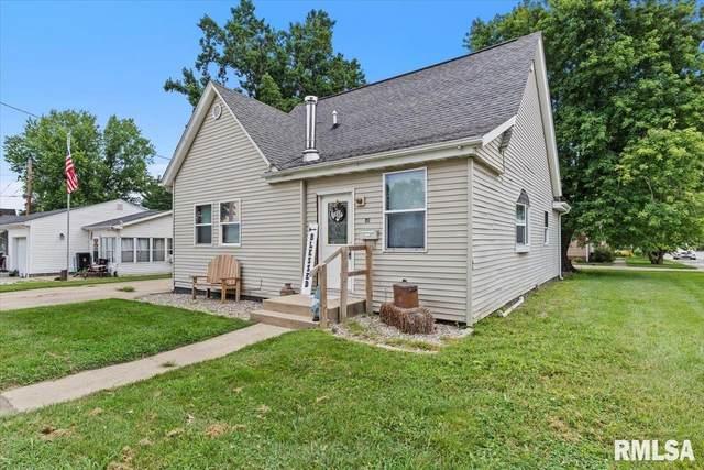 501 N 5TH Street, Auburn, IL 62615 (#CA1008817) :: Campo Realty Inc.