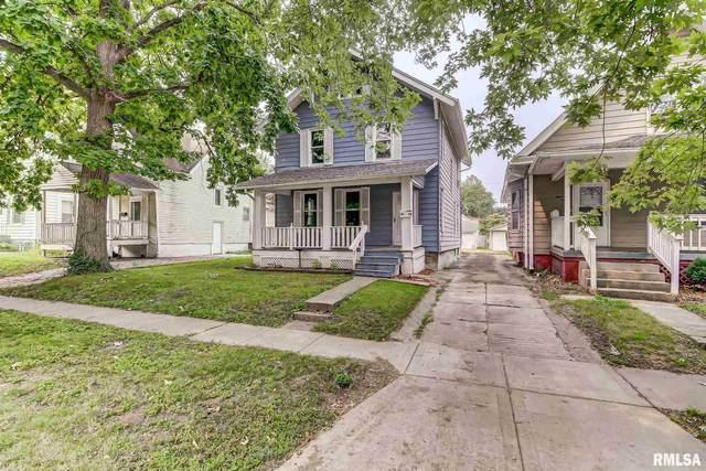 1825 S Spring Street, Springfield, IL 62704 (#CA1008916) :: Kathy Garst Sales Team