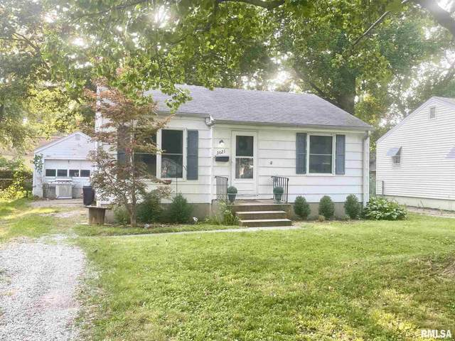 3021 Thayer Avenue, Springfield, IL 62704 (#CA1008923) :: Kathy Garst Sales Team