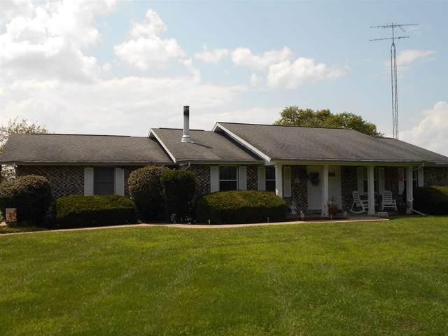 2270 N Coal Road, Colchester, IL 62326 (#PA1227556) :: RE/MAX Professionals