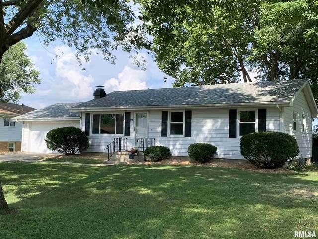 10 Walberta Drive, Rochester, IL 62563 (#CA1009283) :: Killebrew - Real Estate Group