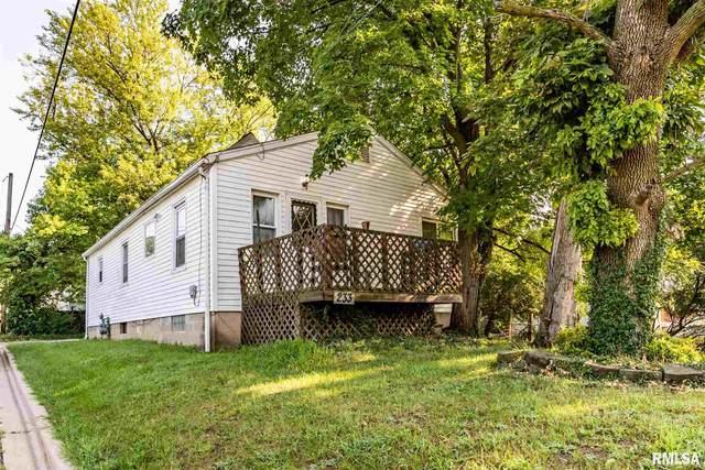 233 Margaret Drive, Creve Coeur, IL 61610 (#PA1228145) :: Paramount Homes QC