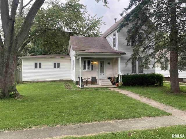 116 N Logan Street, Mason City, IL 62664 (#CA1009675) :: RE/MAX Professionals
