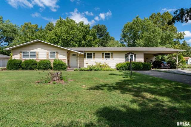 1400 Cardinal Road, Carbondale, IL 62901 (#QC4226122) :: RE/MAX Preferred Choice