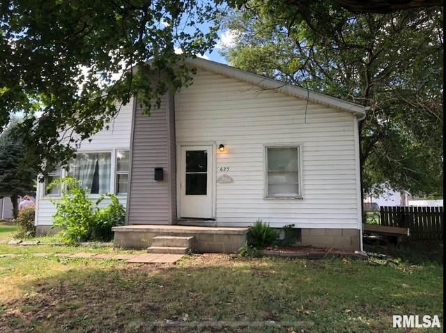 625 White Avenue, Taylorville, IL 62568 (#CA1010131) :: Kathy Garst Sales Team