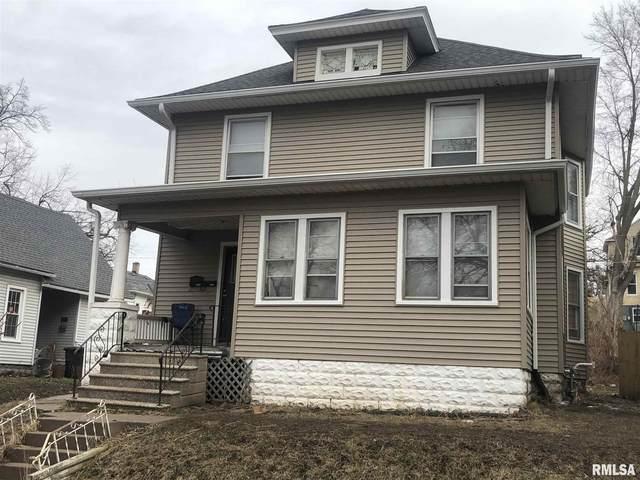 1625 14 1/2TH Street, Rock Island, IL 61201 (#QC4188374) :: Paramount Homes QC