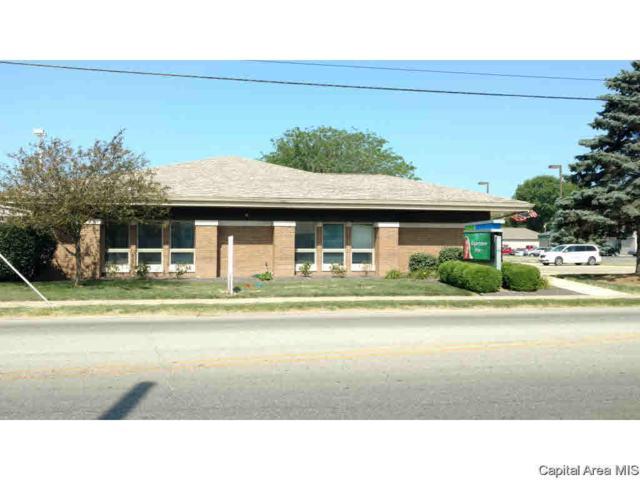 345 N Main, Chatham, IL 62629 (#CA174129) :: Adam Merrick Real Estate