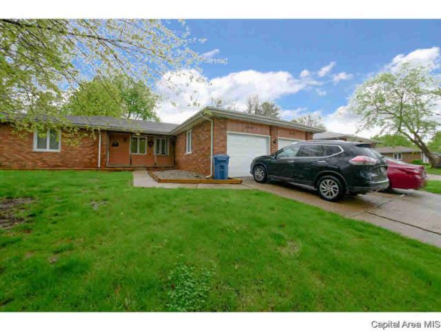 2601-2603 Delaware Dr., Springfield, IL 62702 (#CA190956) :: Adam Merrick Real Estate