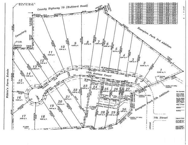 708 10TH Avenue Court, Hampton, IL 61256 (#QC4179574) :: Paramount Homes QC