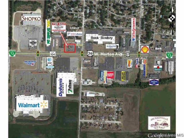 1904 W Morton, Jacksonville, IL 62650 (#CA190164) :: Killebrew - Real Estate Group