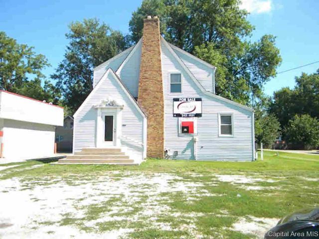 252 W Morton, Jacksonville, IL 62650 (#CA174127) :: Killebrew - Real Estate Group