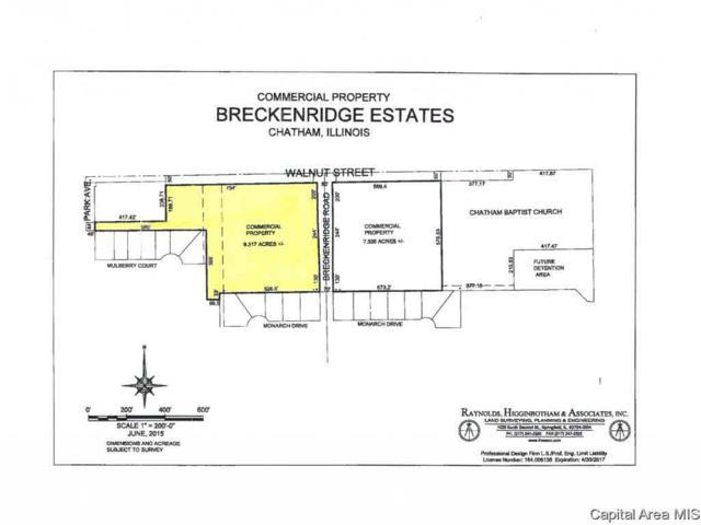 800 E Walnut Street, Chatham, IL 62629 (#CA175812) :: Adam Merrick Real Estate