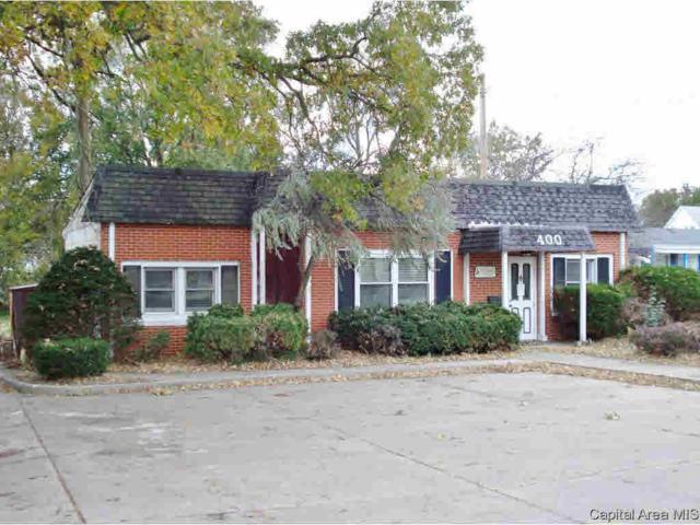 382 & 400 N Henderson Street, Galesburg, IL 61401 (#CA177379) :: Adam Merrick Real Estate