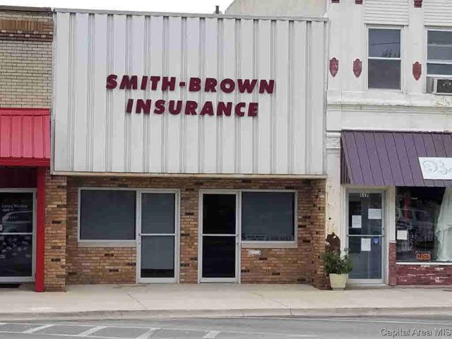 115 E Jackson St, Virden, IL 62690 (#CA183014) :: Killebrew - Real Estate Group
