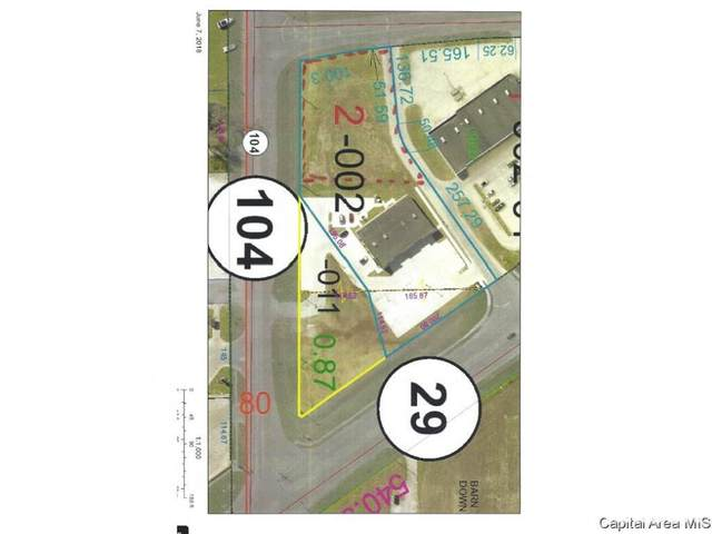 1510 W 19255 Springfield Rd, Taylorville, IL 62568 (#CA183643) :: The Bryson Smith Team