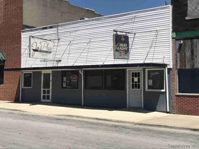 217 E Jackson St, Virden, IL 62690 (#CA185006) :: Killebrew - Real Estate Group