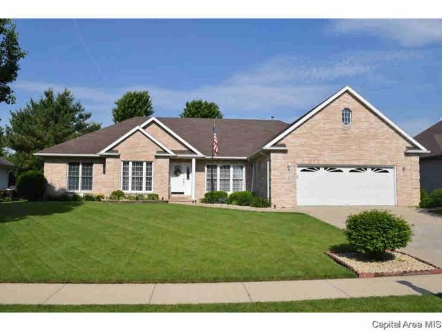 31 Wadsworth, Jacksonville, IL 62650 (#CA183241) :: Adam Merrick Real Estate