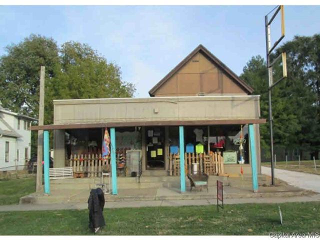 1236 S Main St, Jacksonville, IL 62650 (#CA186418) :: Adam Merrick Real Estate
