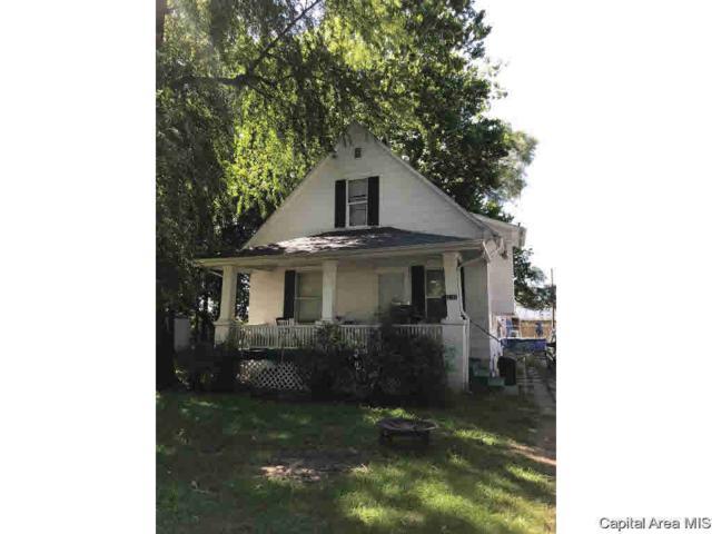 2132 E Jackson, Springfield, IL 62703 (#CA184469) :: Killebrew - Real Estate Group