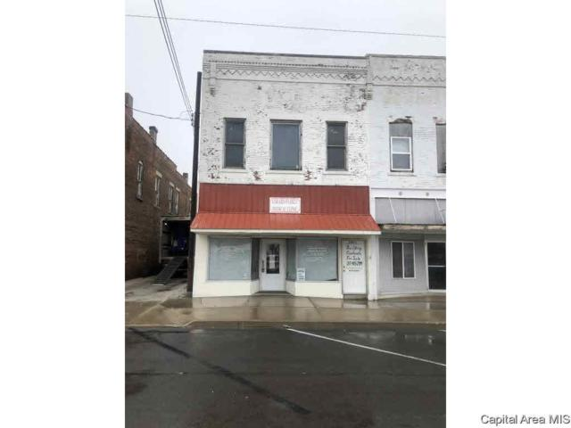 125 S 2ND ST, Girard, IL 62640 (#CA190661) :: Adam Merrick Real Estate