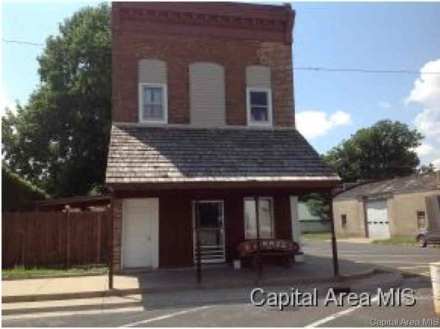 144 N Yates, Ashland, IL 62612 (#CA191464) :: Adam Merrick Real Estate