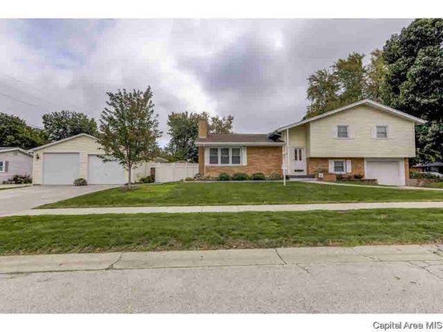 2300 Tamaroa Trail, Springfield, IL 62702 (#CA186794) :: Adam Merrick Real Estate