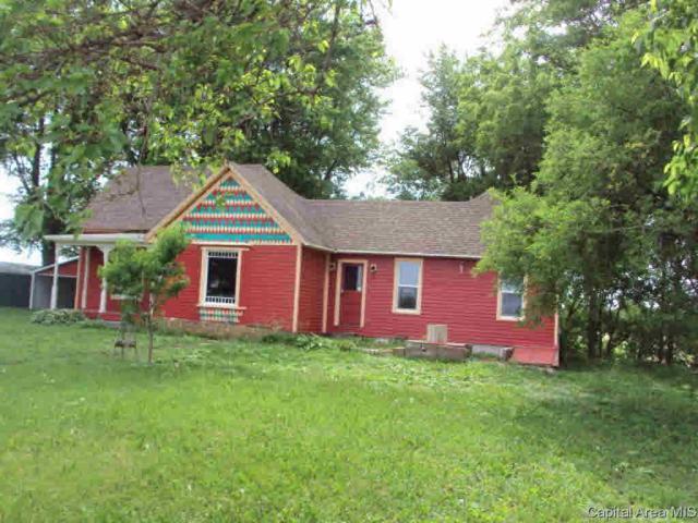 1412 120th Street, Joy, IL 61260 (#CA187535) :: Adam Merrick Real Estate