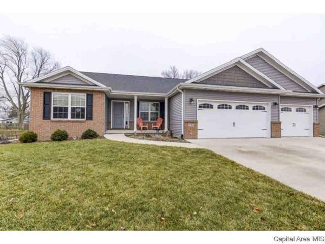 1704 Bilbridge Ln, Chatham, IL 62629 (#CA190020) :: Adam Merrick Real Estate