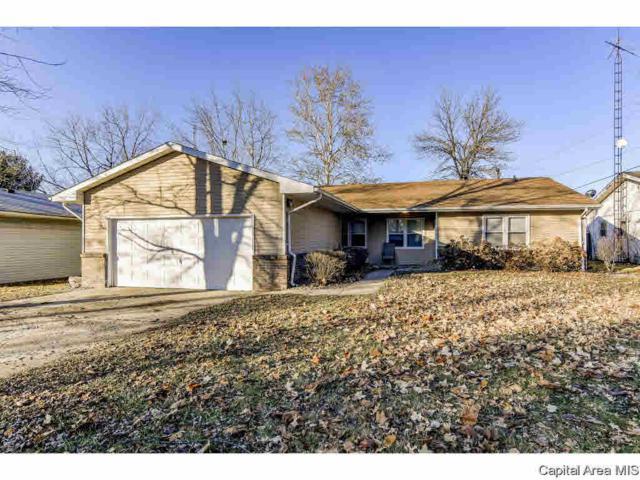 103 Buckingham Rd, Chatham, IL 62629 (#CA190188) :: Killebrew - Real Estate Group