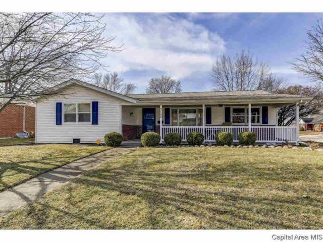 2100 Keokuk Dr, Springfield, IL 62702 (#CA190417) :: Adam Merrick Real Estate