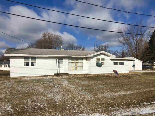 280 S Ontario St, Knoxville, IL 61448 (#CA190436) :: Adam Merrick Real Estate