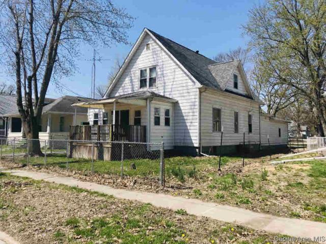 145 E Palmer St, Taylorville, IL 62568 (#CA190505) :: Killebrew - Real Estate Group