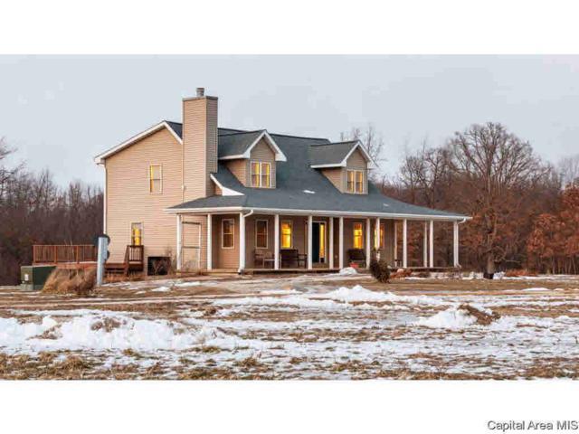 2525 Durbin Ln, Franklin, IL 62638 (#CA191313) :: Killebrew - Real Estate Group