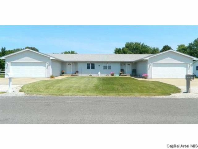 106 Violet St, Raymond, IL 62560 (#CA191495) :: Adam Merrick Real Estate