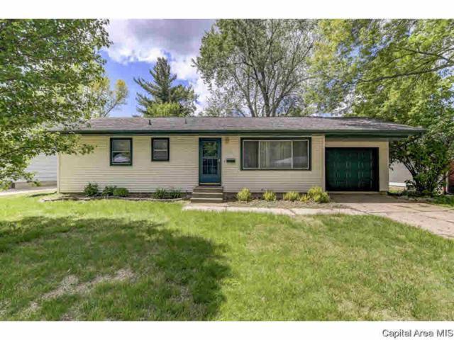 305 Cartwright, Springfield, IL 62707 (#CA191513) :: Adam Merrick Real Estate